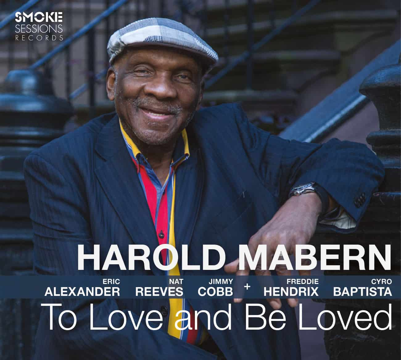 Harold Mabern TO LOVE AND BE LOVED_Cover WEB
