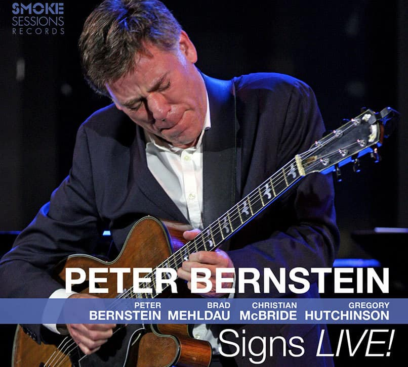Peter bernstein signs live
