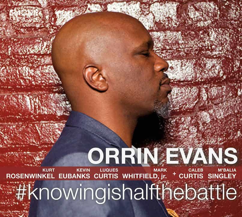 Orrin Evans knowing is half the battle jazz