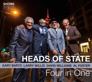 heads of state four in one album cover