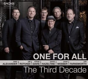 one for all the third decade