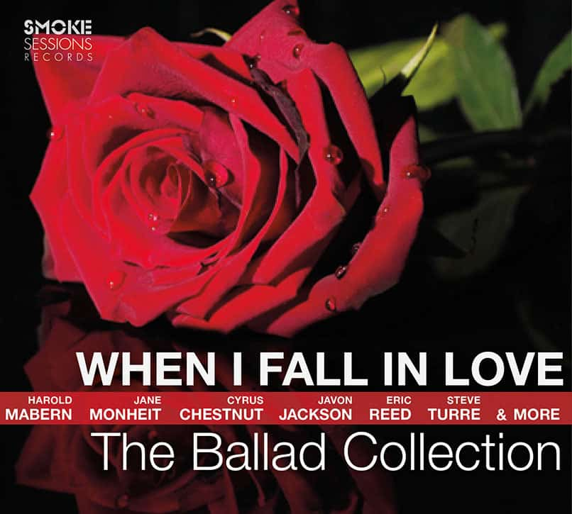 When I fall in love ballad collection
