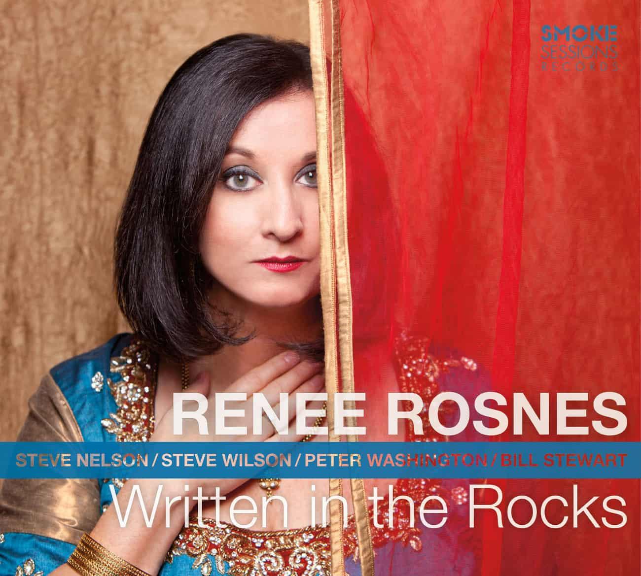 Renee Rosnes WRITTEN IN THE ROCKS_Cover2 WEB