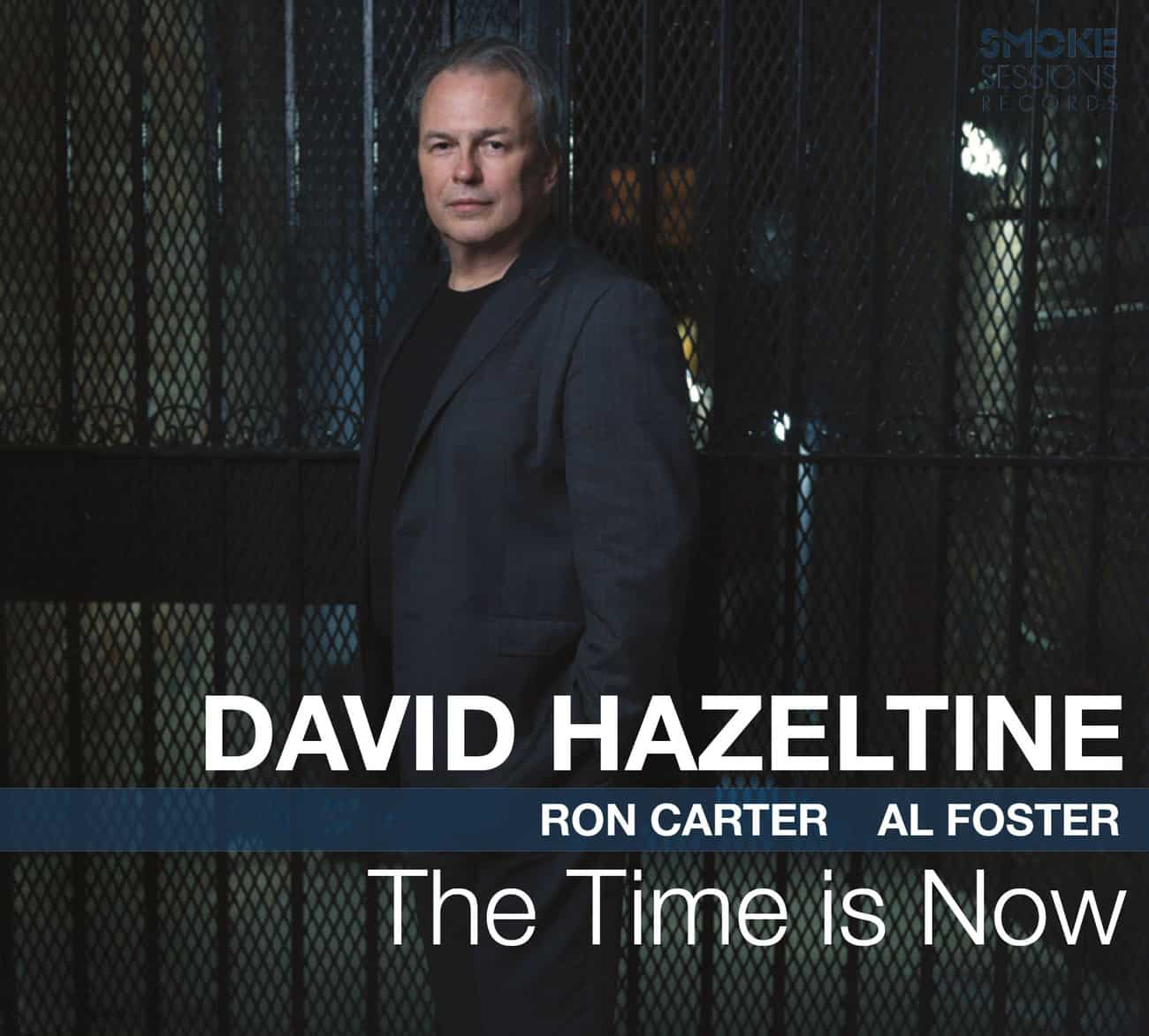 David Hazeltine THE TIME IS NOW_Cover WEB