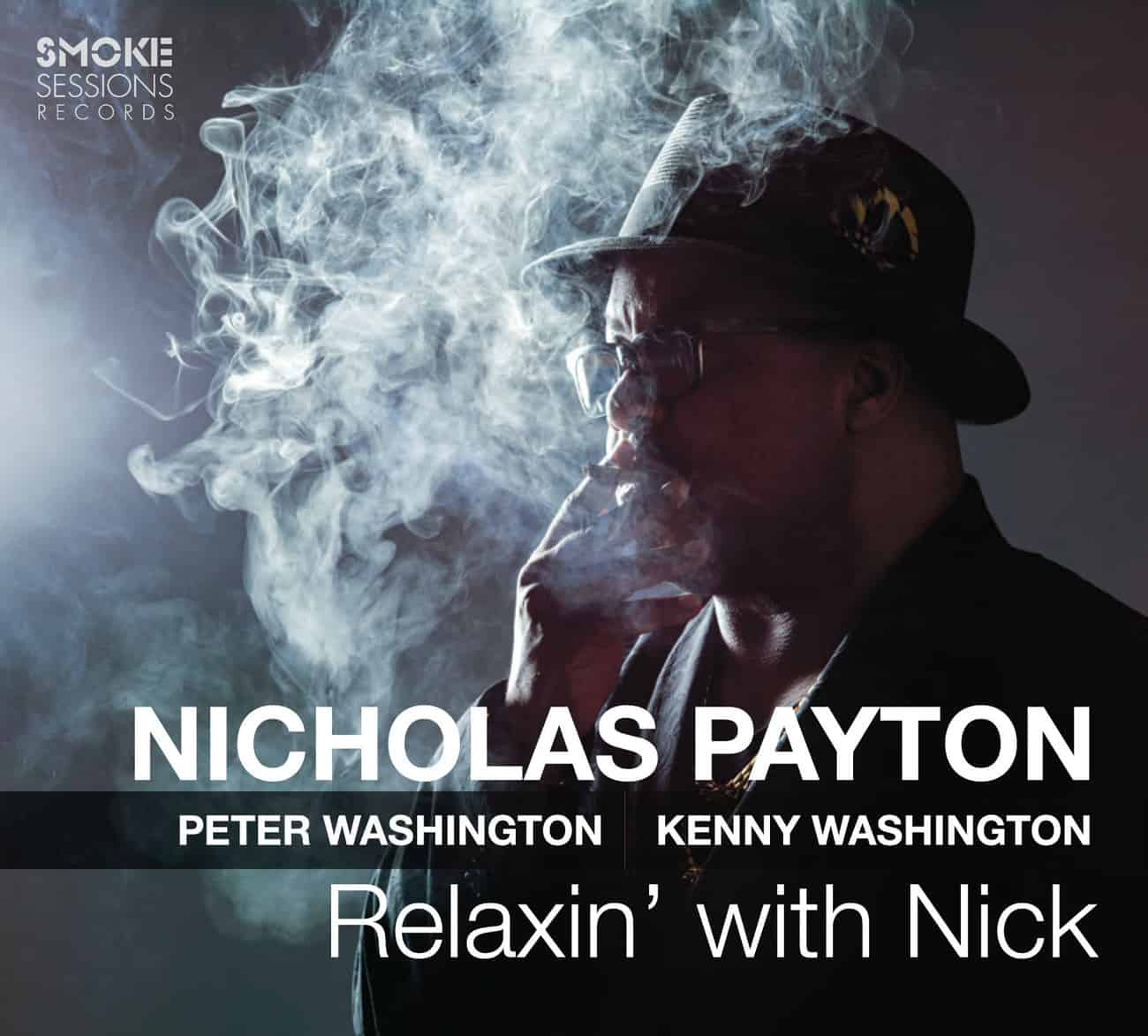 Nicholas Payton RELAXIN' WITH NICK_Cover WEB