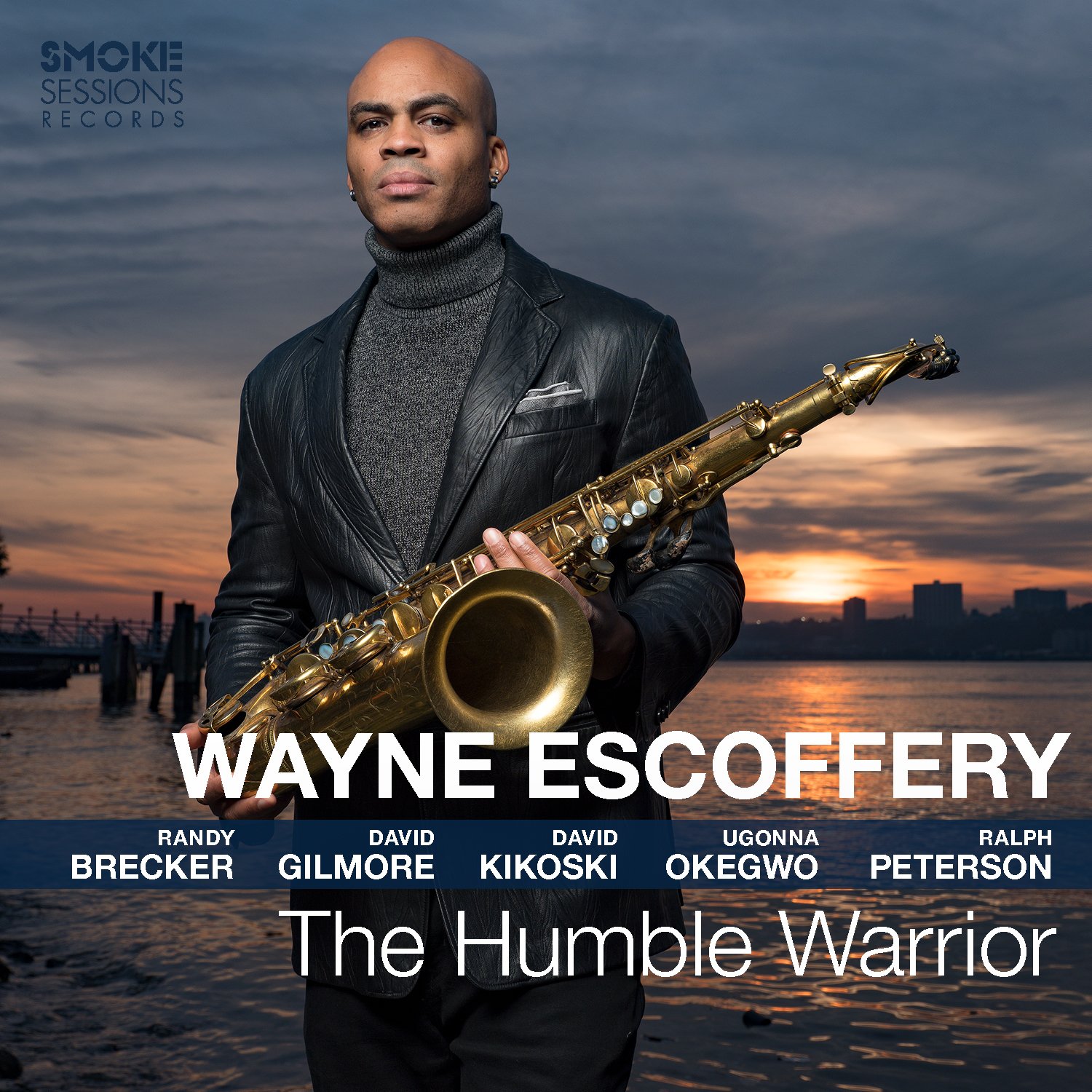 Wayne Escoffery THE HUMBLE WARRIOR Cover 1500px