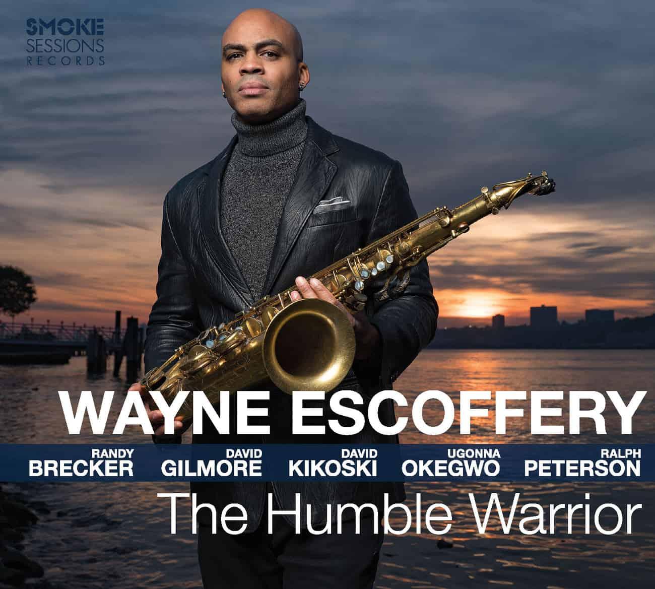 Wayne Escoffery THE HUMBLE WARRIOR_Cover WEB