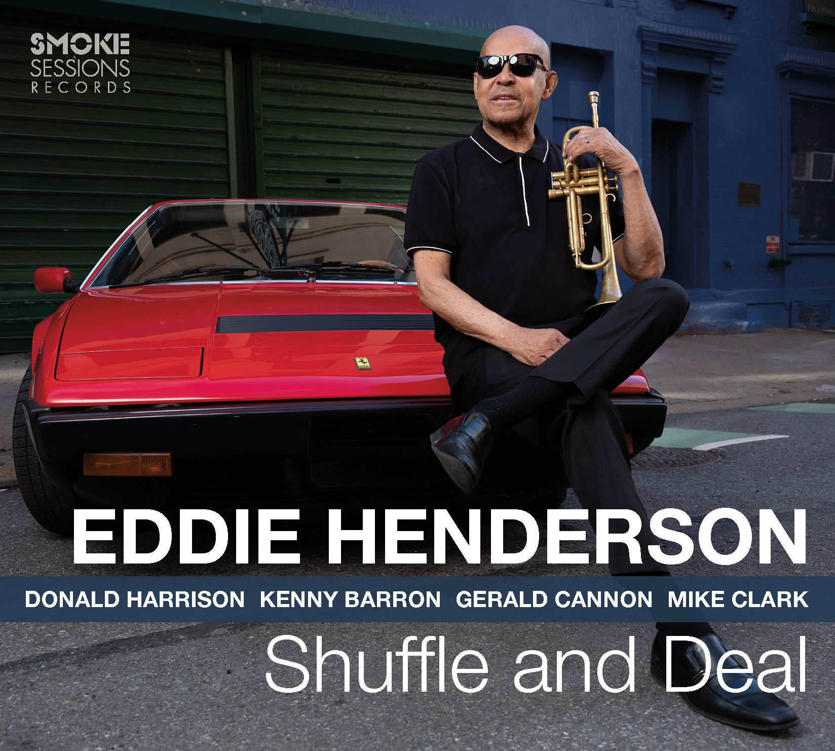 Eddie Henderson SHUFFLE AND DEAL_New Cover