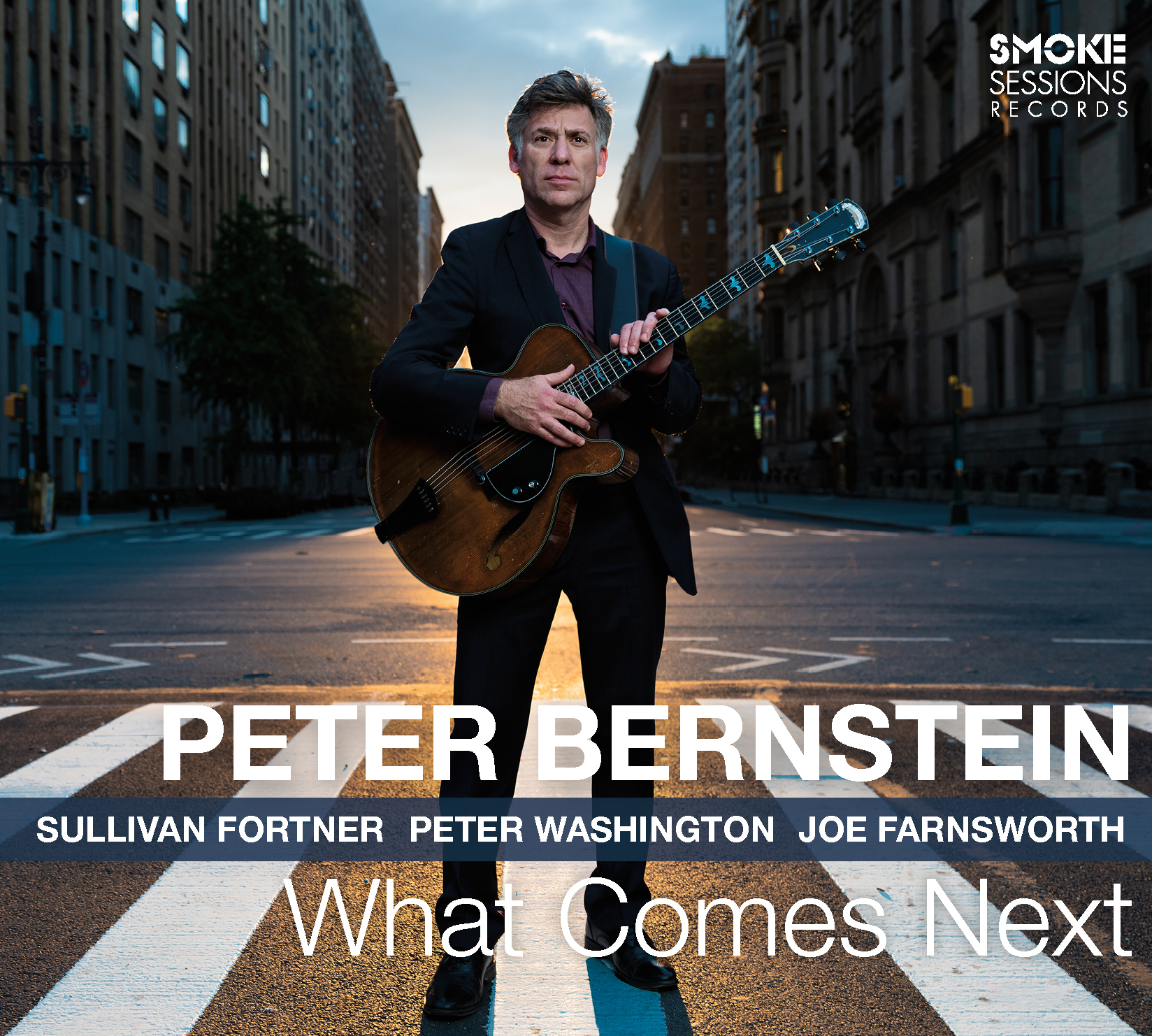 Peter Bernstein WHAT COMES NEXT_Cover