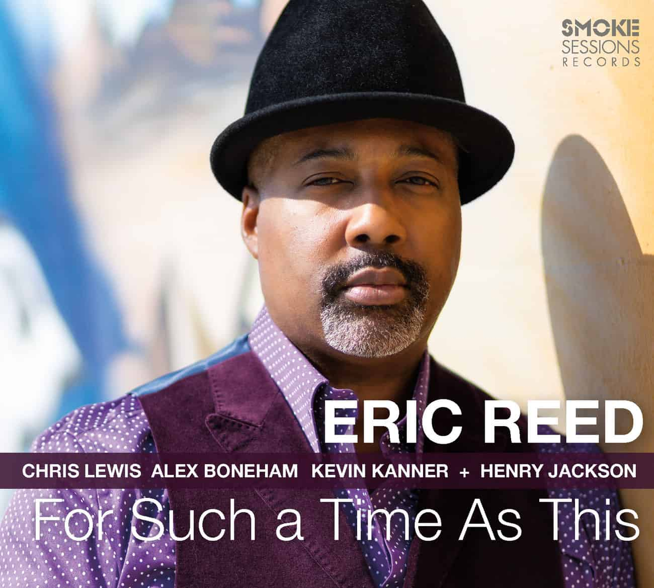 Eric Reed FOR SUCH A TIME AS THIS_Cover WEB