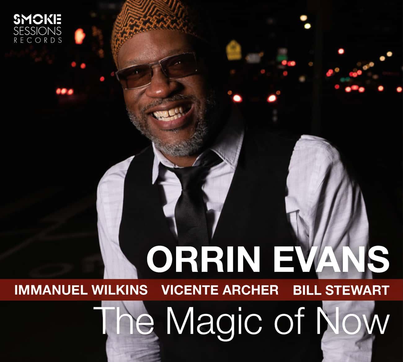 Orrin Evans THE MAGIC OF NOW_Cover darker